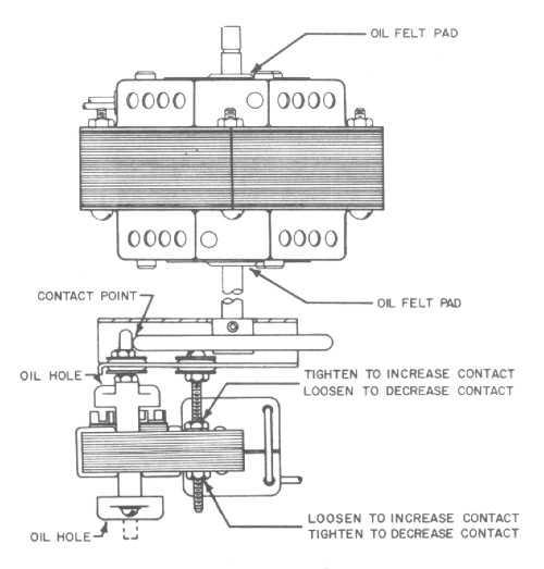 Leslie Motor Adjustment