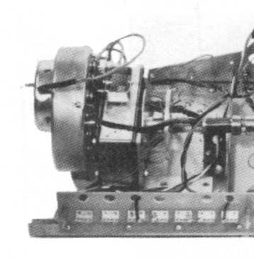 Hammond Vibrato Scanner
