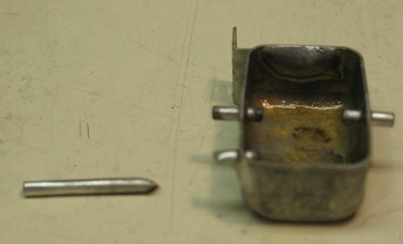 Scanner Tub - Cut Pipe