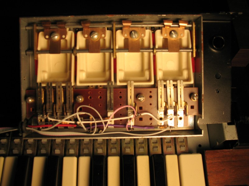 Hammond B3 (A028) - Hard to get Parts - Music Player Network