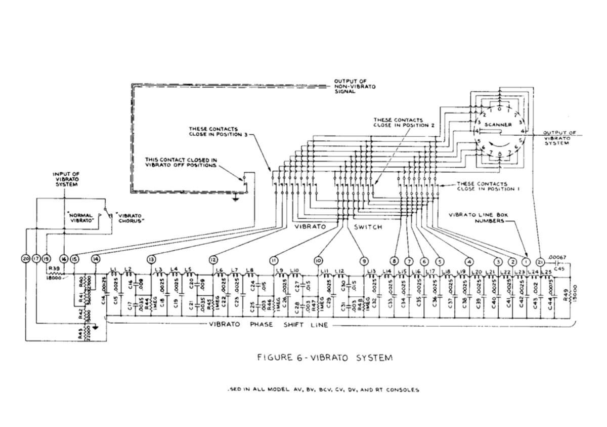 Service Manual - The Hammond Vito - Benton Electronics on