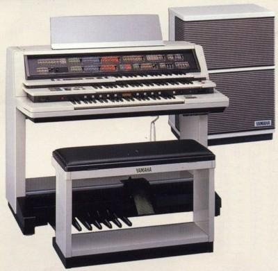 Yamaha Electone FX-1