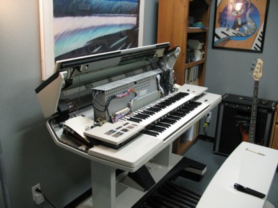 My Yamaha FX-1