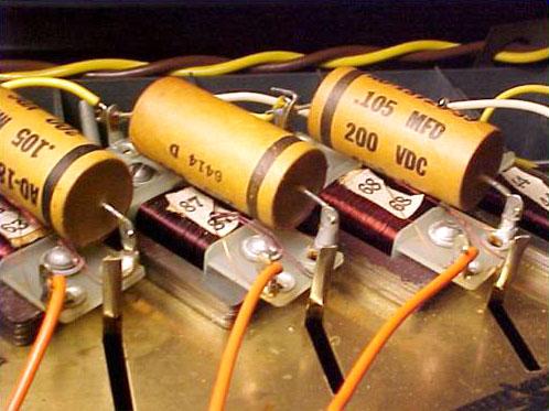 Hammond Generator Filters