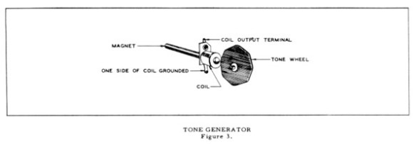 Tone Wheel 1